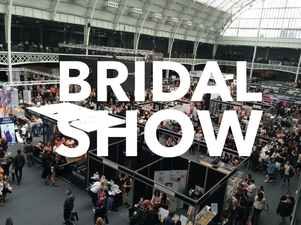 Would You Like to Stop Doing Bridal Shows?…