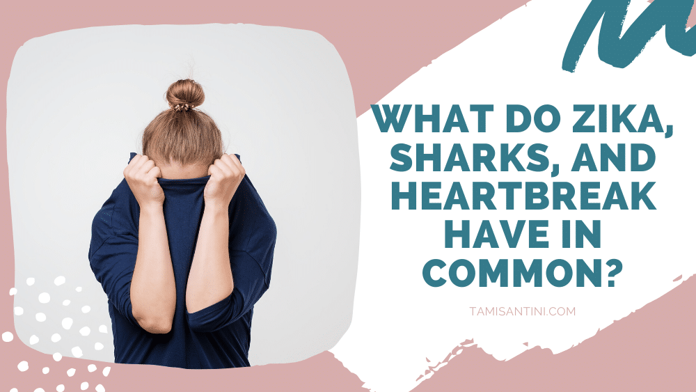 What Do Zika, Sharks, And Heartbreak Have In Common