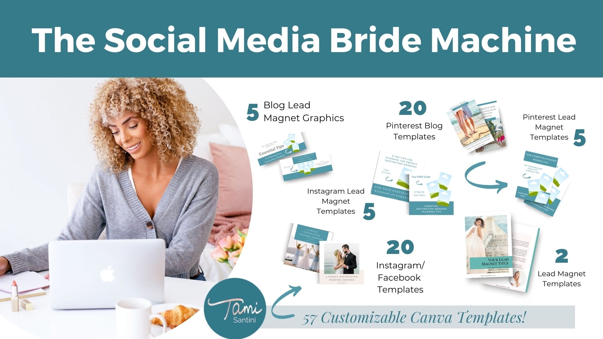 The Social Media Bride Machine