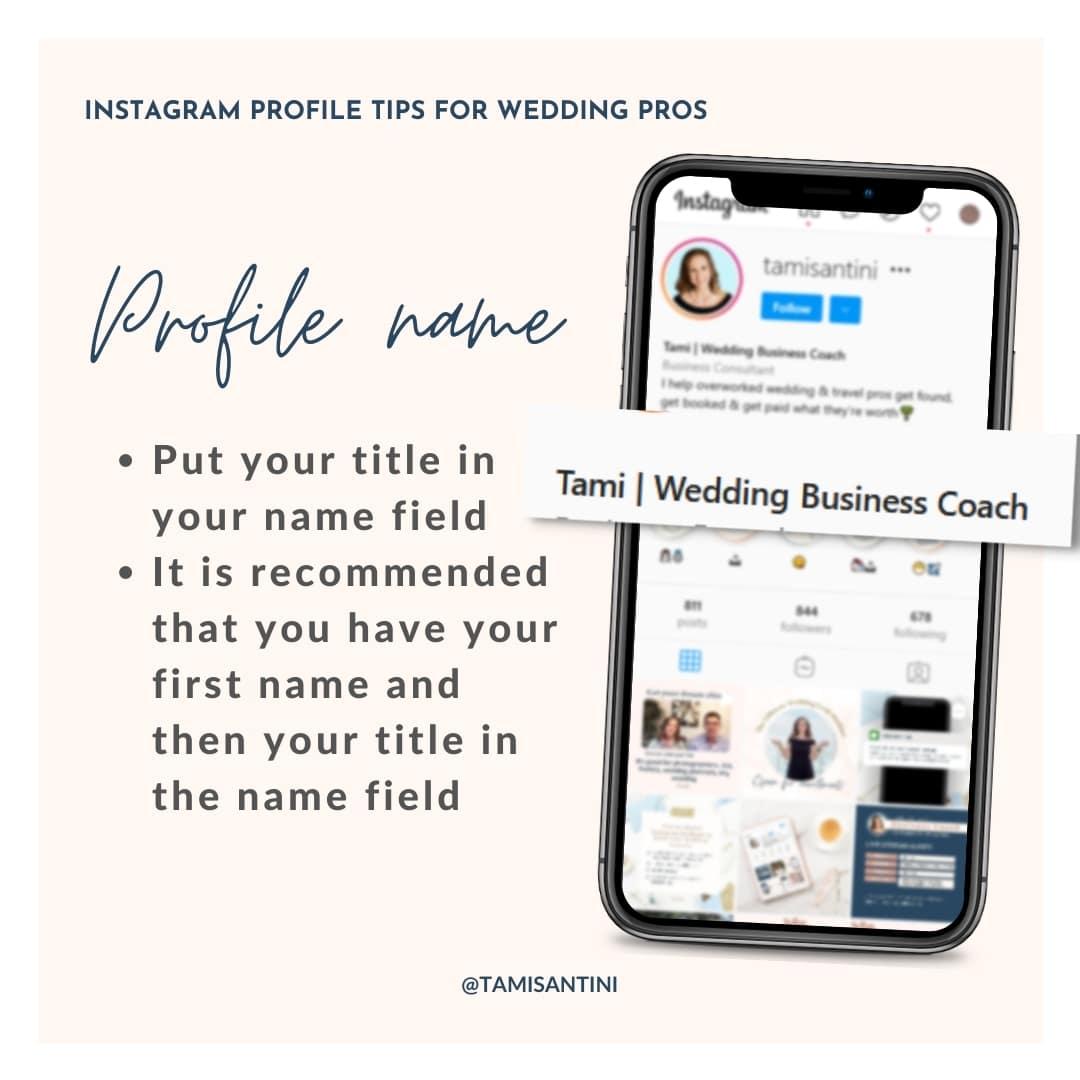 wedding leads instagram