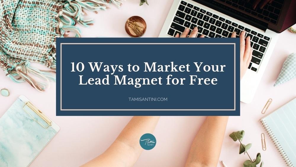 market lead magnet
