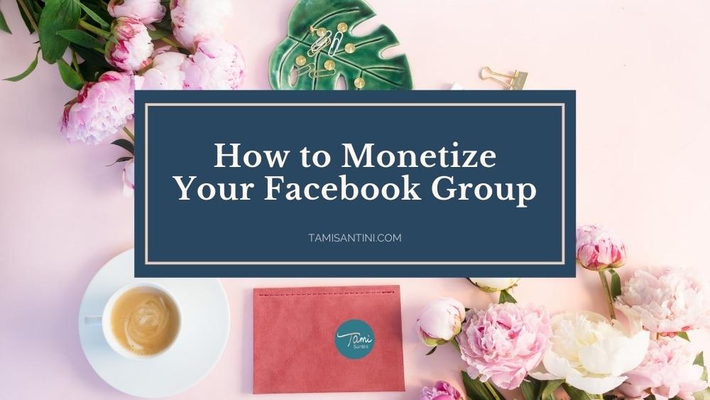 monetize-facebook-group