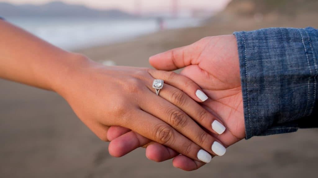 define ideal wedding couple