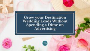 destination wedding advertising