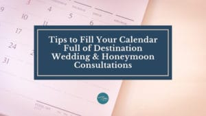 destination wedding honeymoon consultations